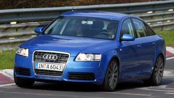 Спортивные модели Audi получат дизельные двигатели