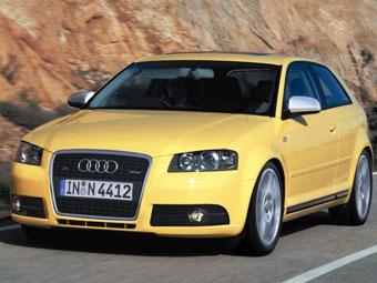 Новый Audi S3 появится осенью этого года