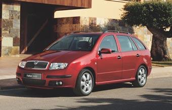 Продажи автомобилей Skoda в России выросли на 82 процента