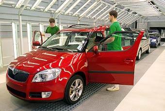 Skoda приступила к серийному производству модели Roomster
