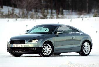 Появились первые фотографии нового Audi TT