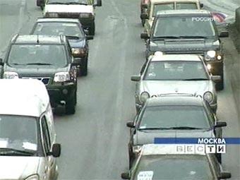 В центре Москвы ограничат движение транспорта из-за эстафеты