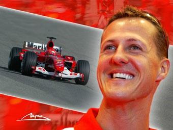 Шумахер: Я бы не стал продолжать карьеру, не имея шансов на победу