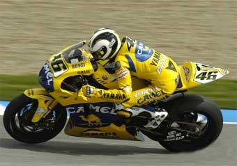 Валентино Росси выиграл Гран-при Катара