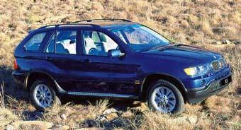 Южноафриканские вожди не умеют водить свои BMW X5