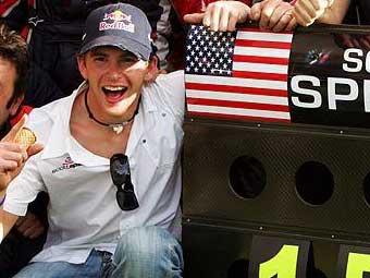 Американец Скотт Спид лишен места в зачетной восьмерке Гран-при Австралии