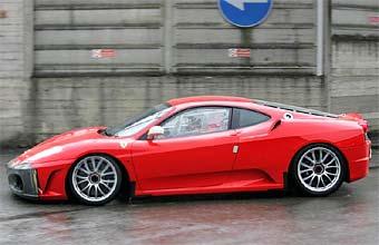 Ferrari готовит гоночную версию модели F430