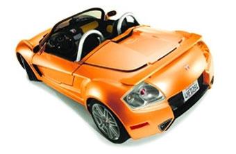 В Германии представили новый Yes! Roadster