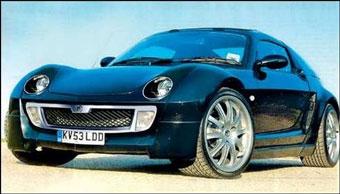 В 2007 году появится новый родстер MG