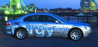 "BMW будет производить водородную ""семерку"""