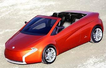Bertone представила четырехместный купе-кабриолет