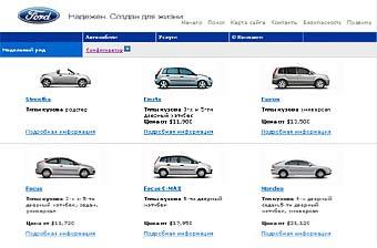 Ford хочет побить рекорд по продажам иномарок в России