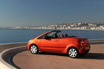 Премьера серийной версии купе-кабриолета Mitsubishi Colt состоится в Женеве