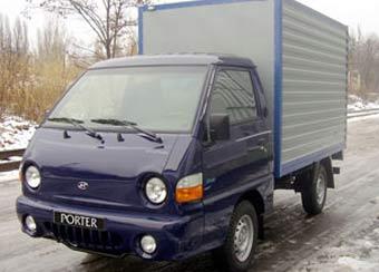 ТагАЗ приступил к выпуску новой версии автомобиля Hyundai Porter