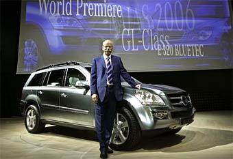 Mercedes-Benz будет продавать в США дизельные автомобили