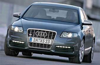 Новый Audi S6 получает двигатель V10