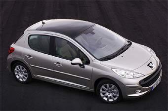 Peugeot показал новый Peugeot 207
