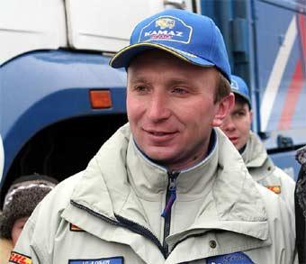 "Владимир Чагин выиграл шестой этап ралли ""Даккар-2006"""