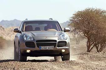 Porsche анонсировала специальную версию внедорожника Cayenne Turbo