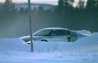 Суперкар Audi приступил к тестам