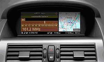 BMW начинает продажи навигационной системы для России