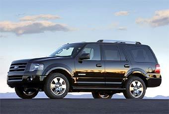 Новый Ford Expedition будет доступен в двух версиях