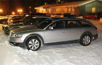 Audi A6 Allroad покажут в Женеве