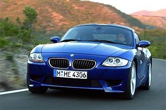 BMW Z4 M Coupe появится в продаже ближайшим летом