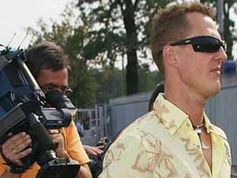 Уход Шумахера ударил по карману немецких телеканалов