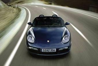 Британцы рекомендуют друзьям покупать Porsche Boxster