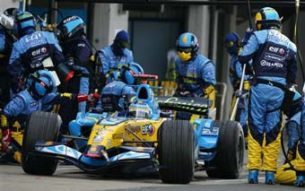 Renault готова поставлять моторы другим командам Формулы-1