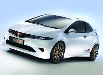 Honda Civic Type-R будет оснащаться старым двигателем
