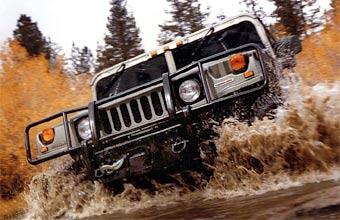 GM прекращает выпуск самого крупного внедорожника Hummer