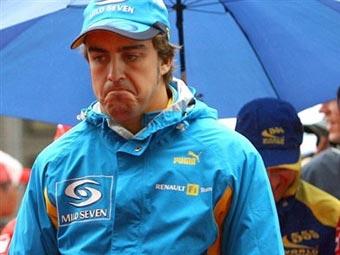 Алонсо останется в Renault до конца года
