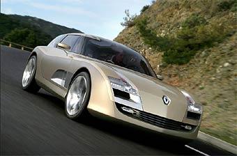 Renault представляет универсальное спорткупе