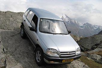 Chevrolet Niva с мотором ВАЗ получила кондиционер