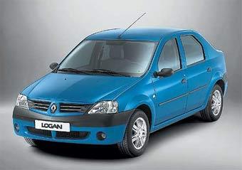 Renault предлагает АвтоВАЗу выпускать машины на базе Renault Logan