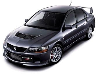 Mitsubishi выпустила Lancer Evolution IX MR