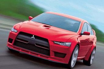 Первыми покупателями нового Mitsubishi Lancer станут американцы