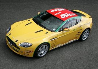 Гоночный Aston Martin будут продавать всем желающим
