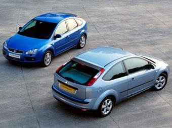 На российский Ford Focus будут устанавливать двигатель объемом 1,8 литра