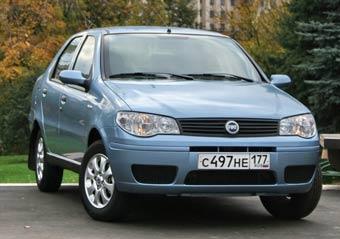 ЗМА приступил к ходовым испытаниям первых Fiat Albea российской сборки