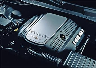 Chrysler сокращает производство двигателей Hemi