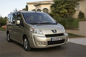 Peugeot показал новый пассажирский микроавтобус