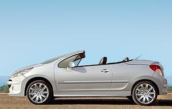 Премьера купе-кабриолета Peugeot 207 состоится в Париже