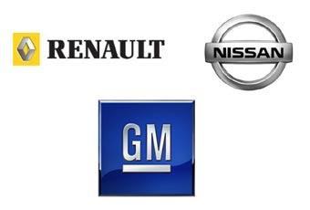 Renault и Nissan готовы объединиться с General Motors