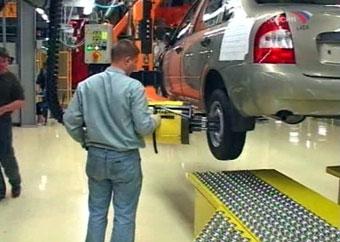 Производство автомобилей в России выросло на 6,5 процентов