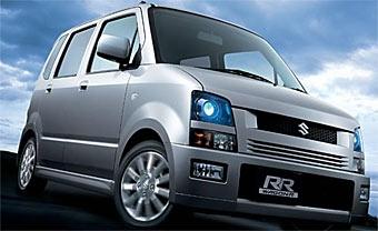 Suzuki вышла на третье место по продажам в Японии