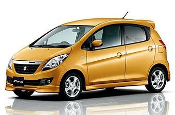 Suzuki представил замену модели Alto