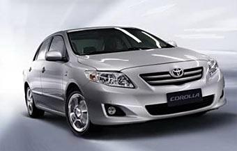 Китайский седан Toyota Corolla будет похож на Camry